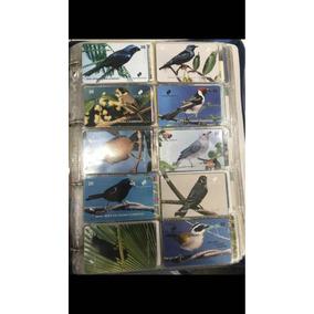 Coleção De Cartões Telefônico Ótimos Estado 2400 Unid Raros