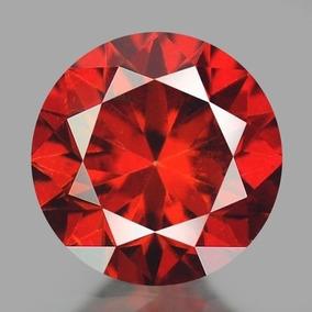 Diamante Rojo R5 2.5mm 100% Naturales.