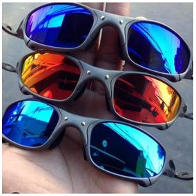Papel Polarizado De Sol Oakley Juliet - Óculos no Mercado Livre Brasil a4d628a74a