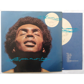 Gilberto Gil Luar - Lp Vinil + Encarte