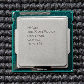 Processador Intel Core I7 3770 3.4ghz Sckt 1155 3º Geração
