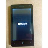 Smartphone Microsoft Lumia 435 Com Vazamento Luz No Display