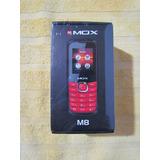 Celular M8 Mox Lantena Alarme 2 Chips Mp3 - 2 Unidades