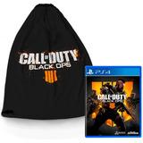 Call Of Duty Black Ops 4 Ps4 Juego Playstation Obsequio Tula