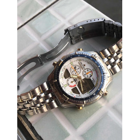 74a5015c5ad Relógio Citizen C471 Hora Mundial Ótimo Estado - Relógios De Pulso ...