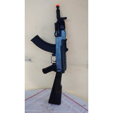 Rifle Airsoft Aeg Ak47 Spetsnaz Cibergun