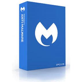 Malwarebytes Premium 1 Ano 1 Pc .. Leia Com Atencao