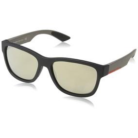 9610de3ee4159 Oculos Masculino Quadrado - Óculos De Sol Prada Sem lente polarizada ...