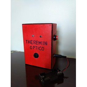 Theremin Optico
