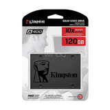 Disco Duro Solido 120gb Ssd Kingston A400 - Mercadopago