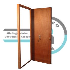Puerta Blindada De Alta Seguridad-alsecodea