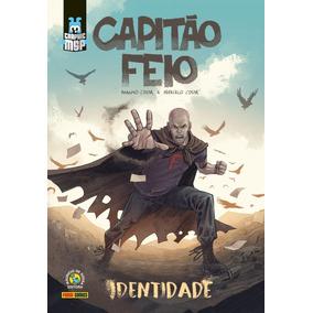 Hq - Msp - Capitão Feio. Identidade - Capa Dura