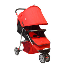 Infanti - Lc200h01-arr Coche Paseo Red
