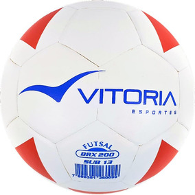 67f0ea3eea Bola Futsal Vitoria Brx Max 200 Sub 13 (11 13 Anos) Infantil