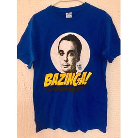Playera Bazinga Big Bang Theory