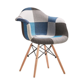 Silla Diseño Eames Dsw Patch By Promobel
