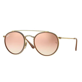 Oculos Rayban Round Rose - Óculos De Sol Ray-Ban Round no Mercado ... d94ba57bca