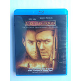 Blu Ray Círculo De Fogo Jude Law Joseph Fiennes Raro