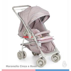 f2d71b3c64 Carrinho De Bebê Galzerano Maranello Joaninha - Carrinhos para Bebê ...