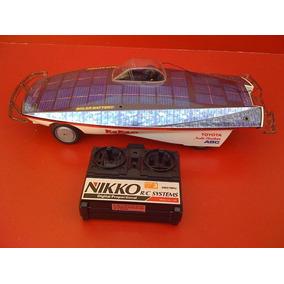 Raraii Carro A Control Remoto Nikko Toyota