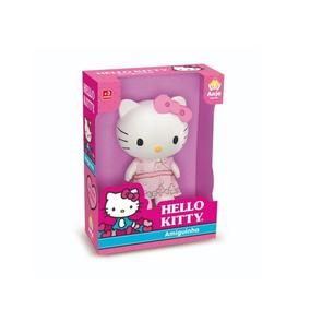 Boneca Hello Kitty 17 Centímetros - Cheirinho Delicioso