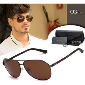 e2cbc55310166 Oculos De Sol Grife Masculino - Óculos De Sol no Mercado Livre Brasil