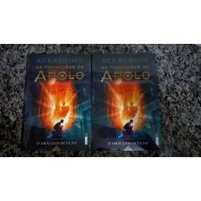 As Provações De Apolo: O Oráculo Oculto (livro)