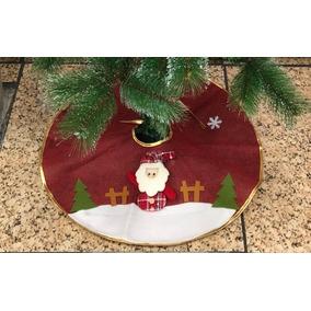 Saia Para Arvore De Natal Papai Noel Natalina