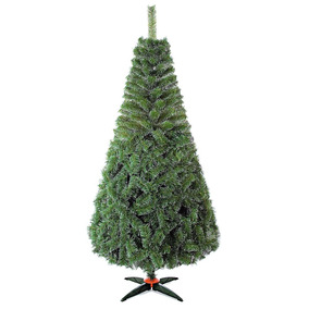 Arbol De Navidad Naviplastic Majestic 160 Cms Nevado