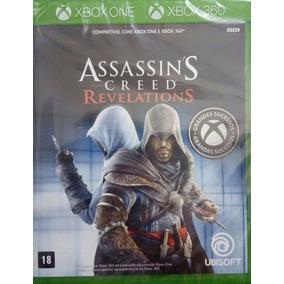 Assassins Creed Revelations Xbox One E Xbox 360 Novo Portug