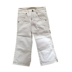 Pantalon Beige Crema Secret Crush Para Niña Talla 10