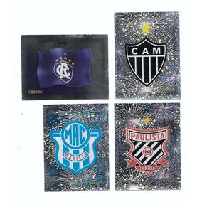 C005 Campeonato Brasileiro 2006 - Escudos - Cromos