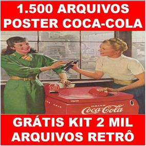Arquivos Poster Antigos Coca Cola - Vintage Retrô Coca-cola