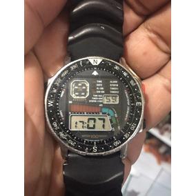 fca9b57e7ff Relogio Citizen Windsurf Antigo - Relógios no Mercado Livre Brasil