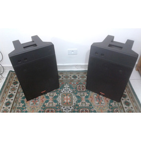 Par De Caixas Reference Jbl Control10 Made In Usa 150wts Rms