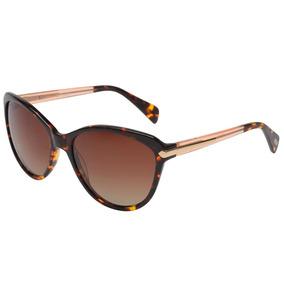 a1c0d2dc36c17 Óculos Euro Tortoise Feminino - Oc124eu 8m Original Loja por Cheiro de  Música