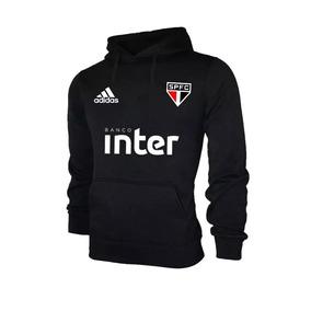 Blusa Moletom São Paulo Time De Futebol Moleton Unissex