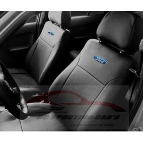Capa De Bancos Couro P/ Ford Ka Fiesta Ecosport Promoção