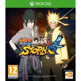 Naruto Storm 4 (leia A Descrição)