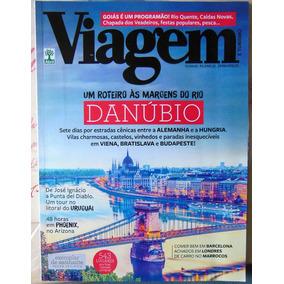 Revista Viagem E Turismo Nº 262 Danúbio - Uruguai - Ago 2017