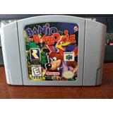 Banjo-kazooie Para Nintendo 64