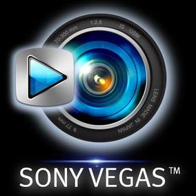 Sony Vegas Entraga Imediata