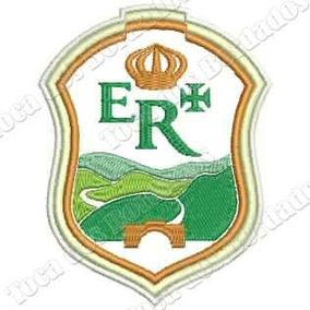 Patch Bordado Escudo Estrada Real - Artigos de Armarinho no Mercado ... 88bc643c620ed