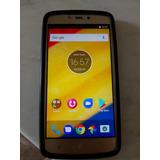 Smartphone Motorola C Plus Ouro