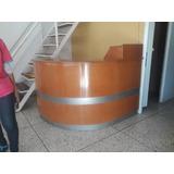 Mueble De Recepcion Para Estetica Spa Consultorio Hotel Etc