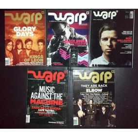 revista warp pxndx