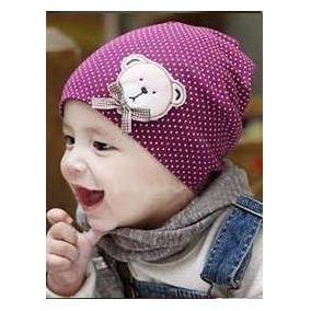 1f9f7e1d7f019 Touca Bebe Crianças Toucas Lã Menina Gorro Boina Chapéu - R  27