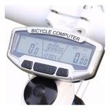 Odômetro Velocímetro Computador Bike 28 Funções Barato!!