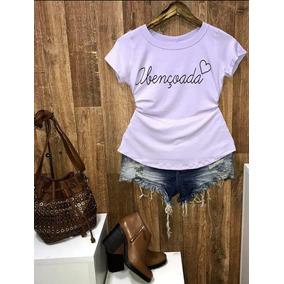 30 T-shirt Camisetas Blusas Feminina Revenda Atacado Lindas. R  390 43a00b2544b9c