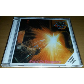 Running Wild - Gates To Purgatory (imp/ru) Cd Lacrado